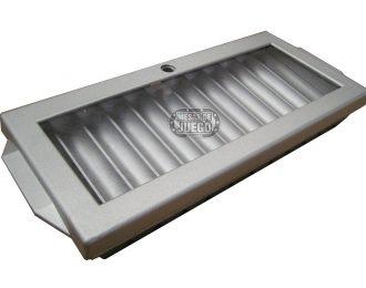 Aluminum chip tray